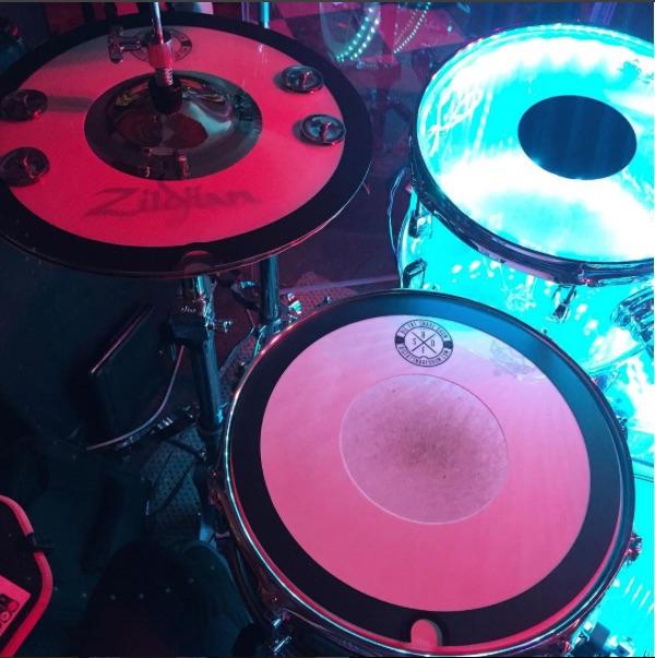 Nick Costa Big Fat Snare Drum