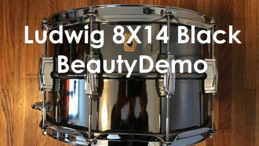 Black Beauty Snare Drum
