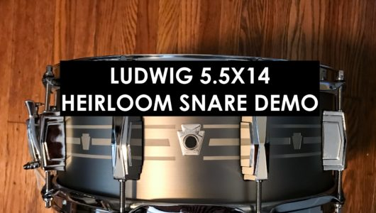 nick costa music nick costa drums ludwig heirloom stainless steel snare drum