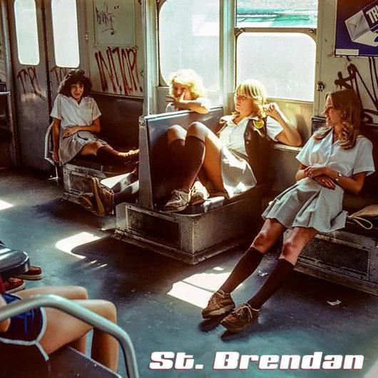 St. Brendan Talk EP Nick Costa Drums