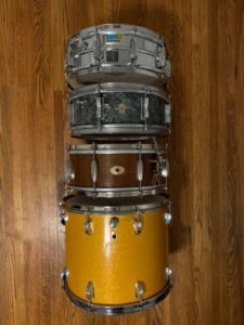 Drum Restorations by Nick Costa